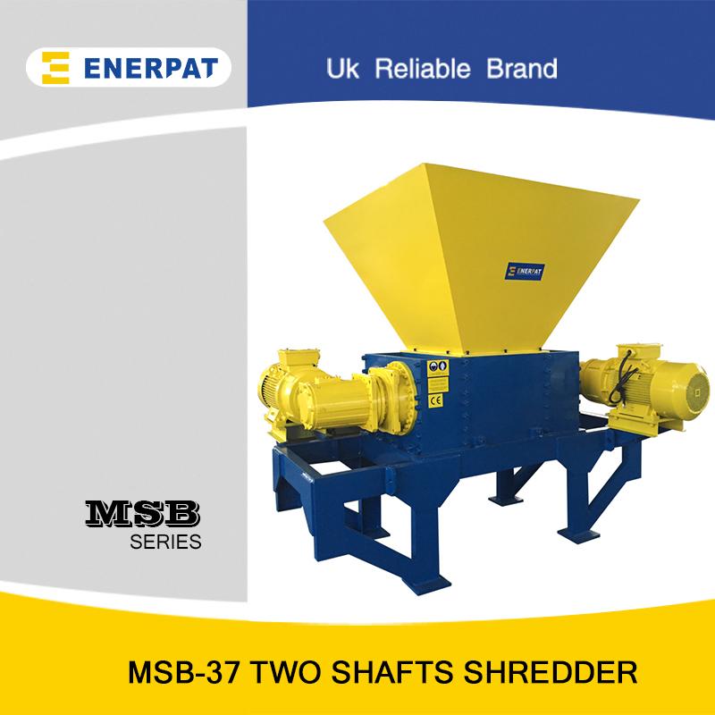 双轴撕碎机(MSB-37)-中船绿洲指定