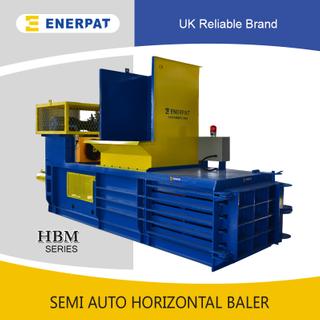 半自动卧式打包机(HBM-63-9674)-500KGS