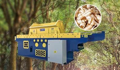 EWS-系列全自动木材刨花机